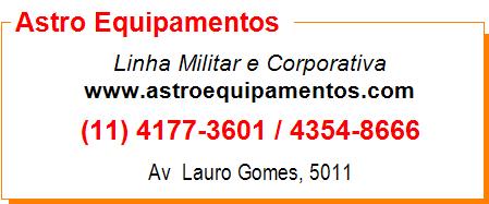 3a13cf476 Astros Equipamentos - CLASP