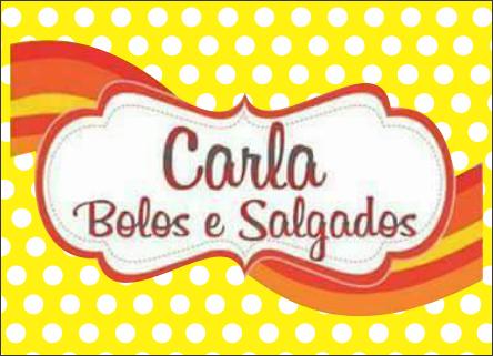 Carla Bolos e Salgados