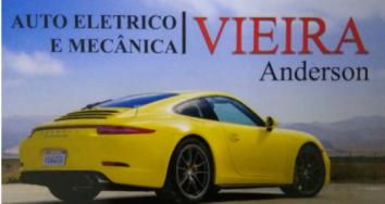 Auto Elétrico e Mecânica Vieira