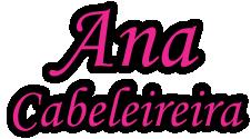 Ana Cabeleireira