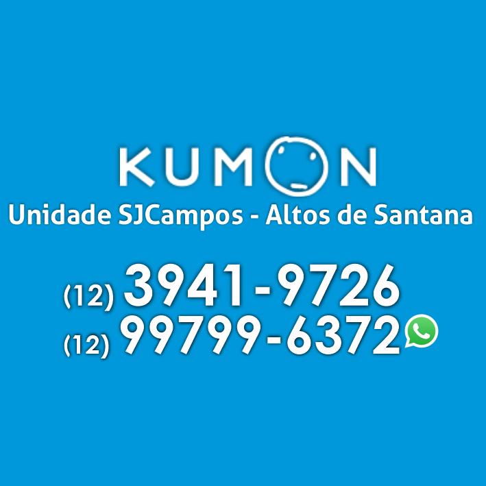 Kumon São José dos Campos - Altos de Santana