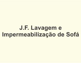 Jf Lavagem e Ipermeabilização de Sofá