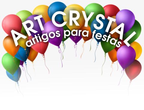 ART Crystal Artigos para Festas