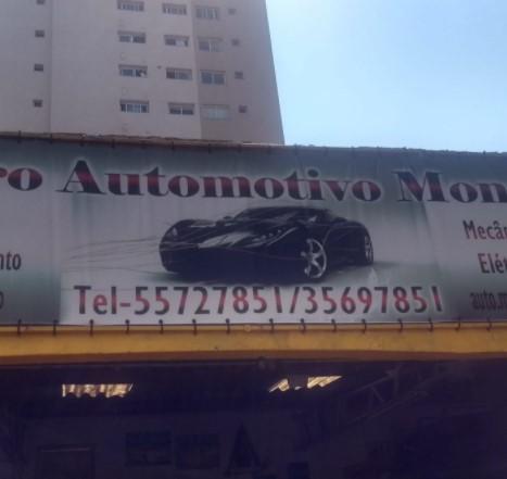 Auto Elétrico Mônaco