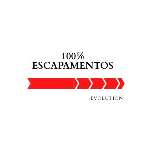 100% Escapamentos