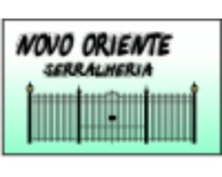 Novo Oriente Serralheria