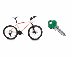Chaveiro e Bicicletária Mac Arthur