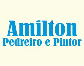 Amilton Pedreiro e Pintor