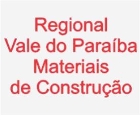Regional Vale do Paraíba Materiais de Construção