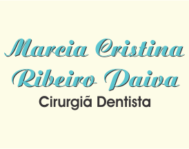 Marcia Cristina Ribeiro Paiva - Dentista