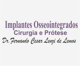 Dr. Fernando César Lenzi de Lemos