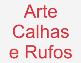 Arte Calhas e Rufos