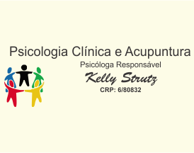 Psicologia Clínica e Acupuntura Kelly Strutz