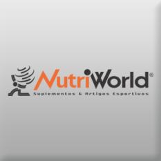 Grupo Nutriworld Suplementos e Artigos Esportivos
