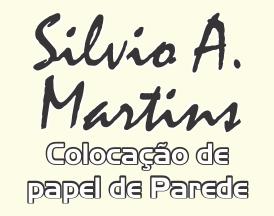 Silvio A. Martins - Colocação de Papel de Parede