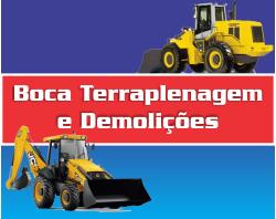 Boca Terraplenagem e Demolições