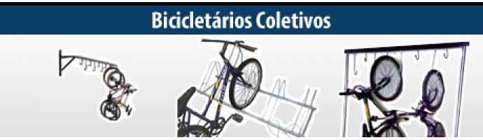 Bicicletários Coletivos
